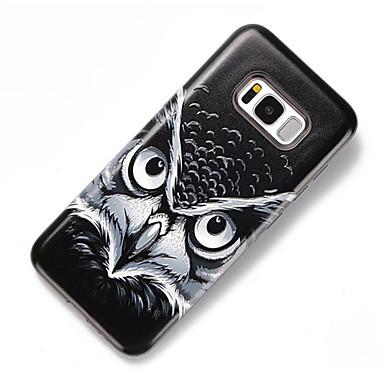 Maska Pentru Samsung Galaxy S8 Plus S8 Anti Șoc Model Capac Spate Bufniţă Greu PC pentru S8 Plus S8 S7 edge S7 S6 edge S6