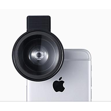 Obiectivul telefonului mobil Lentile cu Unghi Larg Lentilă Macro Aliaj de Aluminiu 10X și peste 49 0.03