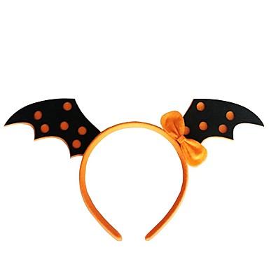 Toate Bijuterii Iarnă Clasic Adorabil Halloween Alții,Elastic Păr Alb Negru Portocaliu Mov Fucsia