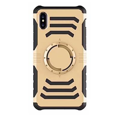 Maska Pentru Apple iPhone X iPhone X iPhone 8 Anti Șoc Capac Spate armură Greu PC pentru iPhone X iPhone 8 Plus iPhone 8