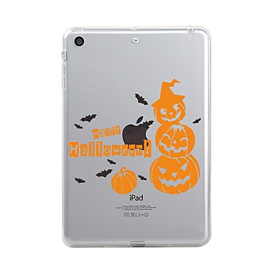 Maska Pentru Apple iPad Mini 4 iPad Mini 3/2/1 iPad 4/3/2 iPad Air 2 iPad Air iPad (2017) Transparent Model Capac Spate Transparent