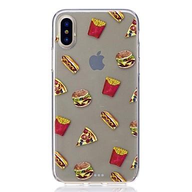 sottile X agli Alimenti Resistente Per 8 8 Custodia iPhone per X iPhone retro disegno Ultra iPhone Fantasia Apple 8 Morbido 06507146 urti iPhone TPU Per iPhone Plus Rwpvwq0