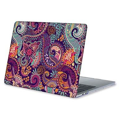 MacBook Carcase pentru MacBook Air 13-inch MacBook Air 11-inch MacBook Pro Retina kijelzős, 13 hüvelyk Mandala Floare TPU Material