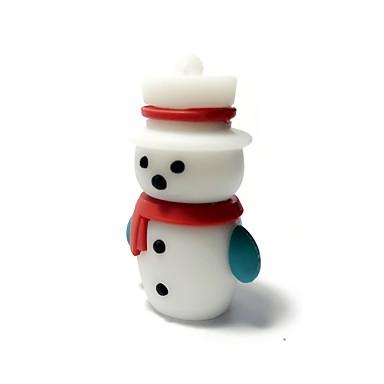 2gb Crăciun usb flash drive desen animat Crăciun om de zăpadă Crăciun cadou usb 2.0