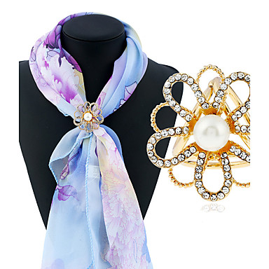 Pentru femei Broșe Ștras La modă Clasic Imitație de Perle Aliaj Bijuterii Bijuterii Pentru Zilnic Casual