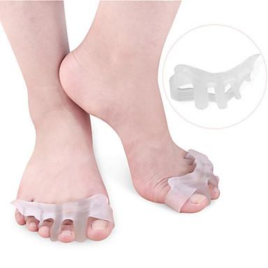 Picior Mesager Toe Separatoare & Pad bunion Dureri de picior calma Corector Postură Protector ortetic