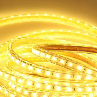 6m 360 LED Meleg fehér / Fehér / Kék Vízálló 220 V / 5050 SMD / IP65