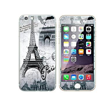 Sticlă securizată Ecran protector pentru Apple iPhone 7 Ecran Protecție Față & Spate Ecran Protecție Întreg 9H Duritate Luciu Strălucire