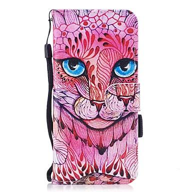 Maska Pentru Samsung Galaxy S8 Plus S8 Titluar Card Portofel Cu Stand Întoarce Magnetic Model Carcasă Telefon Animal Greu PU piele pentru