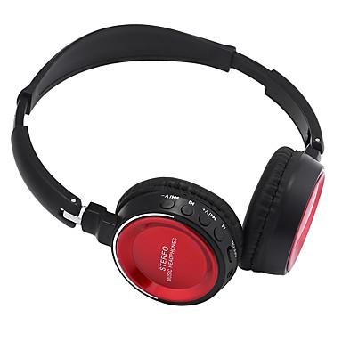 Χαμηλού Κόστους Ακουστικά για παιχνίδια-αθόρυβο ασύρματο ακουστικό 3 σε 1 ψηφιακό στερεοφωνικό ακουστικό bluetooth με μικρόφωνο mp3 player microsd / tf μουσική fm ραδιόφωνο για smart phones tablet