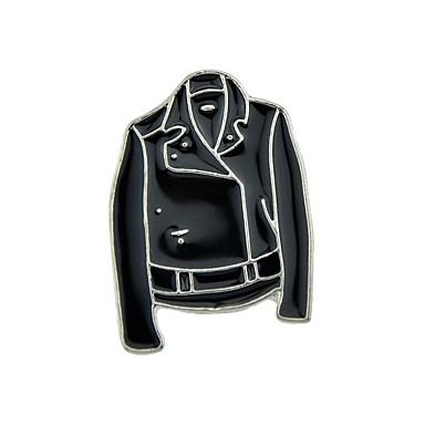 Недорогие Другие украшения-Жен. Броши Дамы Мода Брошь Бижутерия Черный Назначение Повседневные