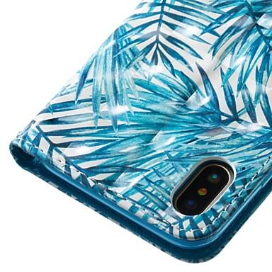 8 credito di Plus X pelle Albero portafoglio sintetica A 8 8 Plus iPhone iPhone Con X iPhone 8 Resistente Apple Integrale iPhone Per Porta carte iPhone iPhone 06287097 supporto Custodia per pOS600