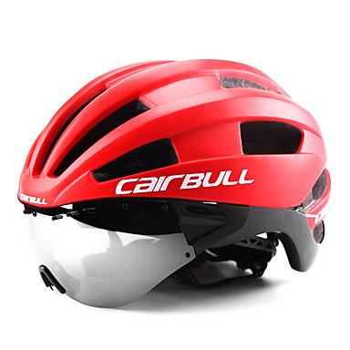 CAIRBULL خوذة خوذة دراجة 22 المخارج CE EN 1077 ركوب الدراجة خوذة هوائية خفيف جدا (UL) رياضات EPS دراجة الطريق دراجة جبلية