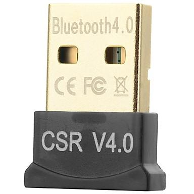 Cwxuan Portable Plug and Play Ultra-Mini Bluetooth CSR 4.0 USB Dongle Adapter