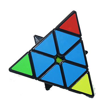 Rubiks kubus QI YI BELL Pyramid Soepele snelheid kubus Magische kubussen Puzzelkubus Gladde sticker Driehoek Verjaardag Kinderdag Geschenk