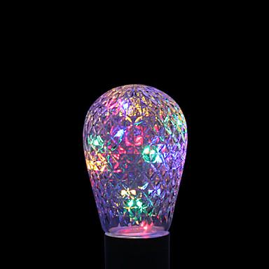 YWXLIGHT® 1 W LED Λάμπες Σφαίρα 100-200 lm 16 LED χάντρες Διακοσμητικό 85-265 V, 1pc