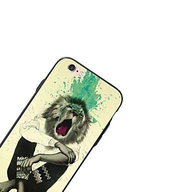 Morbido 8 Plus Apple TPU X Leopardato iPhone Plus 06402283 disegno iPhone per 8 Per iPhone iPhone Per Fantasia iPhone X 8 retro Custodia fYqw7Up7