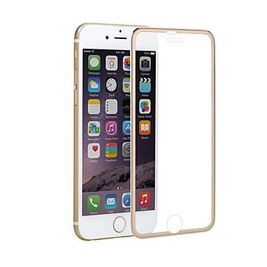 Недорогие Защитные плёнки для экрана iPhone-AppleScreen ProtectoriPhone 8 Зеркальная поверхность Защитная пленка 1 ед. Закаленное стекло
