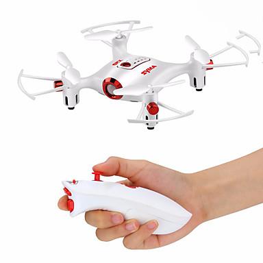 Dronă SYMA X20-S 4ch 6 Axe - Lumini LED O Tastă Pentru întoarcere Headless Mode Zbor De 360 Grade Quadcopter RC Cablu USB Șurubelniță Lame