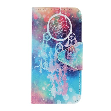 Case For iTouch 5/6 Wallet Card Holder with Stand Flip Pattern Full Body Cases Hard