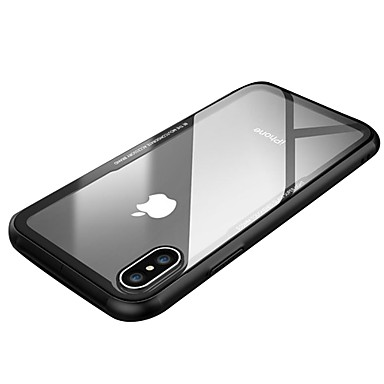 iphone x coque verre trempé