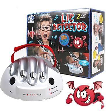 Detector de minciuni Adult Poligraph Test Jocuri de masă Console jucărie Jucarii Micro Electric Shock Jucarii 1 Bucăți Adulți Gril pe