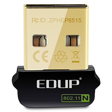 cheap Network Adapters-EDUP EP-N8508GS Mini USB Wireless Card