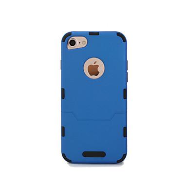 coque pour apple iphone 7 iphone 6 ultrafine coque int grale couleur pleine dur tpu pour. Black Bedroom Furniture Sets. Home Design Ideas