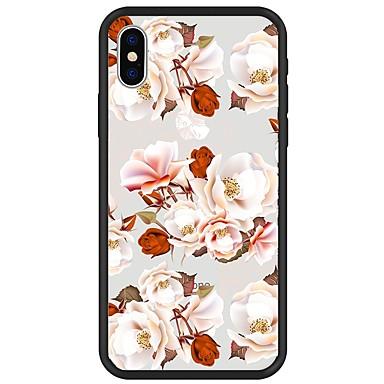 iPhone iPhone Per iPhone iPhone Custodia Morbido 8 Fiore X retro X iPhone 8 Plus Fantasia per Plus disegno 8 Per Apple 06446790 TPU decorativo zqEzIa