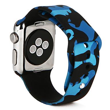 حزام إلى Apple Watch Series 3 / 2 / 1 Apple عصابة الرياضة سيليكون شريط المعصم