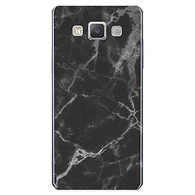 voordelige Galaxy A-serie hoesjes / covers-hoesje Voor Samsung Galaxy A3 (2017) / A5 (2017) / A7 (2017) Patroon Achterkant Marmer Zacht TPU