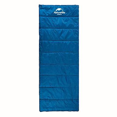 حقيبة النوم حقيبة مستطيلة 5°C الدفء المحمول 190X75 تخييم فردي