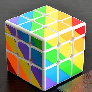 Rubik kocka YONG JUN Alien Egyenes oldalú kocka 3*3*3 Sima Speed Cube Rubik-kocka Puzzle Cube szakmai szint Sebesség Ajándék Klasszikus