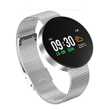 YY-007 Pro Men Smart Bracelet Smartwatch Android iOS Bluetooth APP Control  Calories Burned Exercise Record Pedometers Heart Rate Sensor Pulse Tracker