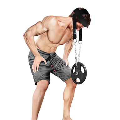 nylon κεφάλι ιμάντα δύναμη λαιμού δύναμη κεφάλι ιμάντα βάρος άρση άσκηση γυμναστήριο ζώνη kylinsport®