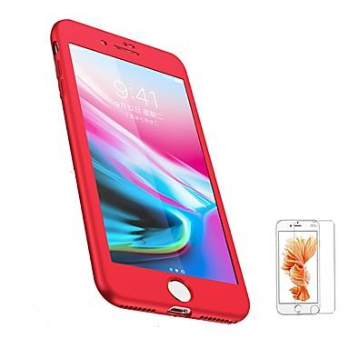 Недорогие Кейсы для iPhone-Кейс для Назначение Apple iPhone 8 Pluss / iPhone 8 / iPhone 7 Plus Матовое Чехол Однотонный Мягкий ТПУ