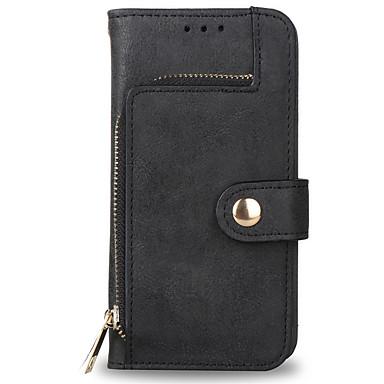 Custodia Effetto Con 06511582 Per portafoglio Integrale credito iPhone carte iPhone Con chiusura magnetica 8 Apple di ghiaccio supporto Porta A X rrqSf1
