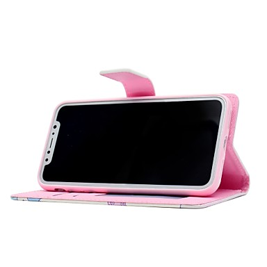 portafoglio Con iPhone Per 8 Custodia X di supporto Apple Porta Plus iPhone magnetica Con chiusura credito 06511593 A A carte Integrale calamita nqAxqO7