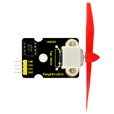 Module de ventilateur l9110 pour arduino