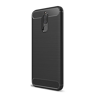 voordelige Huawei Mate hoesjes / covers-hoesje Voor Huawei Huawei Ultradun Effen Zacht