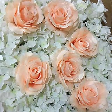 22231cde2 Kunstige blomster 10 Gren Moderne Stil Roser Bordblomst 6520798 2019 ...
