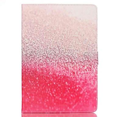 voordelige Samsung Tab-serie hoesjes / covers-hoesje Voor Samsung Galaxy Portemonnee / Kaarthouder / met standaard Volledig hoesje Landschap Hard PU-nahka