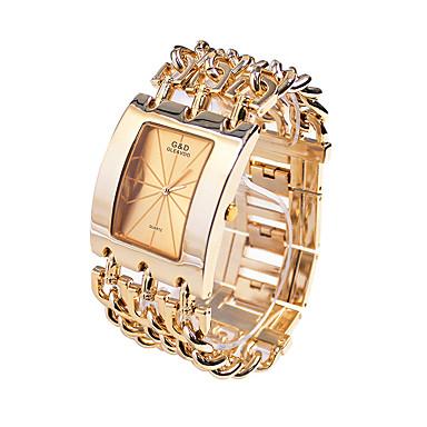 Bărbați Ceas Elegant Japoneză Quartz Auriu 30 m Ceas Casual Analog Lux Clasic - Auriu Alb Doi ani Durată de Viaţă Baterie