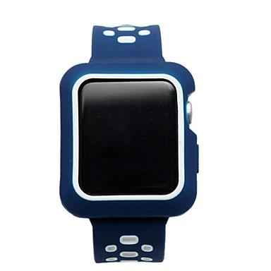 Ремешок для часов для Apple Watch Series 4/3/2/1 Apple Спортивный ремешок силиконовый Повязка на запястье