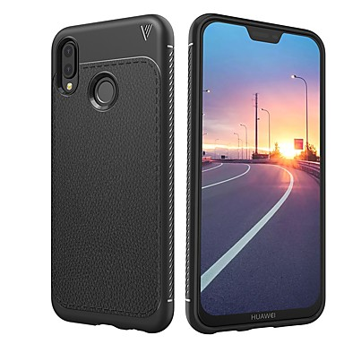 cheap Cases / Covers for Huawei-Lenuo Case For Huawei P20 / P20 lite Shockproof