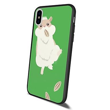 iPhone animati iPhone Per Resistente Cartoni X disegno per Apple Acrilico 8 8 Animali Fantasia Per iPhone X retro Plus Custodia 06593431 iPhone HEnBwxn