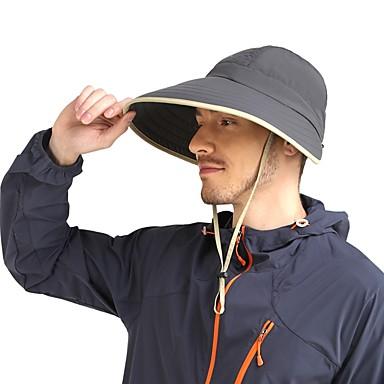 247ef781690 VEPEAL Hiking Cap Running Cap Hat Windproof UV Resistant Walking Spring  Summer Grey Unisex Fishing Hiking Outdoor Exercise Multi Color 6570363 2019  –  25.29