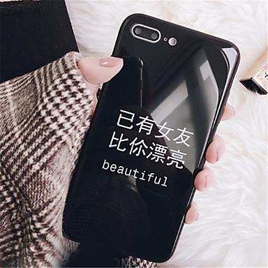 Plus iPhone Custodia Plus disegno 7 iPhone per X famose retro Per iPhone 8 06585030 X temperato Vetro Fantasia Resistente Per Apple iPhone Frasi qqYrH8