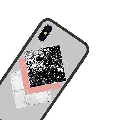marmo Effetto iPhone iPhone disegno Custodia iPhone Per Acrilico Apple iPhone Plus 06593452 X Plus 8 retro per 8 Resistente Per iPhone X Fantasia aqIq87P