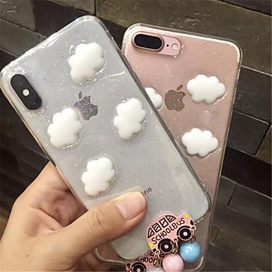 iPhone Custodia 8 Per 7 disegno 7 Morbido Plus iPhone iPhone Glitterato Per TPU X iPhone retro X Fantasia per 06584726 Apple 8 Plus iPhone iPhone 1w1rTzAq4